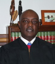 Judge Winston L. Kidd